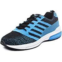 Pure Play Men's Aqatic BLACK BLUE Sports Shoes