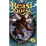 Beast Quest: 3: Arcta the Mountain Giantby Adam Blade