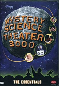 The Mystery Science Theater 3000 Collection - The Essentials Manos The Hands Of Fate Santa Claus Conquers The Martians from Rhino Theatrical