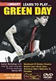 echange, troc Lick Library - Learn to Play Green Day [Import anglais]