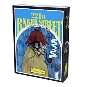 221b baker street board game review