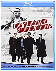 Lock, Stock and Two Smoking Barrels [Blu-ray] (Bilingual)
