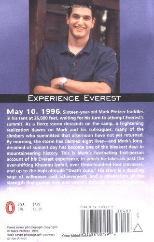 Within Reach: My Everest Story - Mark Pfetzer, Jack Galvin - Google