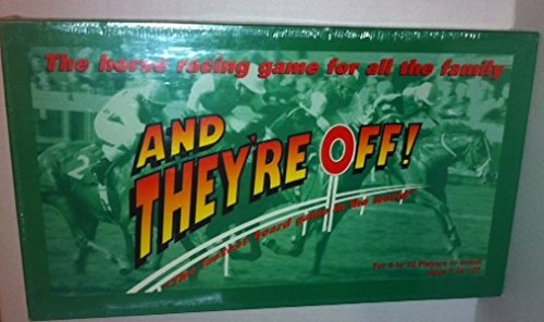 AND-THEYRE-OFF-RARE-CLASSIC-1993-HORSE-RACING-BOARD-GAME