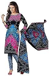 Mansi Fashion Women's Cotton Dress Material (MF-MP-2005 , MultiColor)