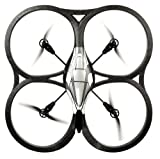 Parrot AR.Drone Quadricopter Controlled by iPhone/iPod touch/iPad (Orange/Blue)