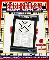 El Companero del Crucigrama Roll-A-Puzzle Herbko