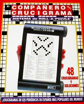 El Companero del Crucigrama Roll-A-Puzzle Herbko - 1