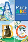 img - for By Susan Ramsay Hoguet Maine ABC [Hardcover] book / textbook / text book
