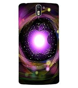ColourCraft Digital Fruit Image Design Back Case Cover for OnePlus One