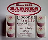 Coconut Truffle Cupcake Bath And Body Soap (7 Oz)