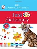 The American Heritage First Dictionary (0547659563) by American Heritage Dictionaries, Editors of the