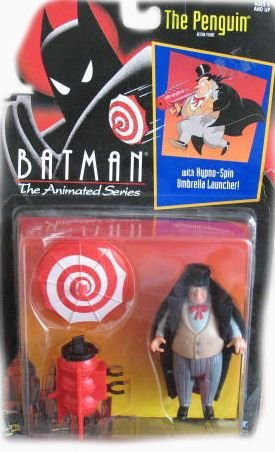 : Batman The Animated Series The Penguin Action Figure