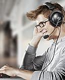 Beyerdynamic 715565 PC Gaming Premium Digital Headset with Microphone