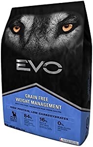 EVO Weight Management Dog Food - 28.6 lb
