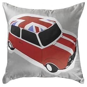 Coussin voiture mini drapeau anglais deco londres for Pouf avec drapeau anglais