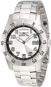 (精品)Invicta 因维克塔 5249S Pro Diver超级潜水员瑞士机芯百米防水男士手表 $52.69