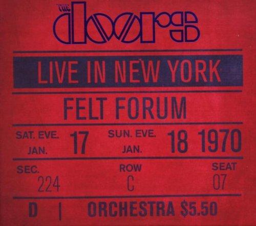 Live in New York artwork