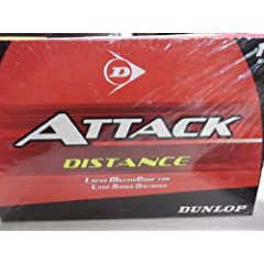 Attack Distance 18 Golf Balls by Attack