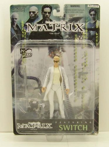 Matrix Switch Movie Figure - 1