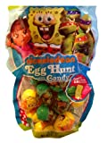 Nickelodeon Easter Eggs with Candy, Dora, Spongebob and the Teenage Mutant Ninja Turtles, 22 Eggs