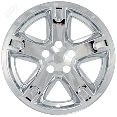 Coast To Coast IWCIMP321X 17 Inch Chrome Wheelskins With 5 Spoke - Pack Of 4