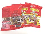 Haribo Gummi Candy, Happy Cola 80g x 3