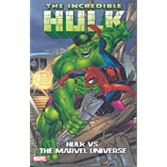 The Incredible Hulk vs. The Marvel Universe by Stan Lee,&#32;Roger McKenzie,&#32;Bill Mantlo and Peter David