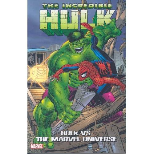 The Incredible Hulk vs. The Marvel Universe