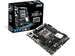 Asus Intel X99-A Motherboard