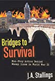 img - for Bridges to Survival: Non-Stop Action Behind Enemy Lines in World War II book / textbook / text book