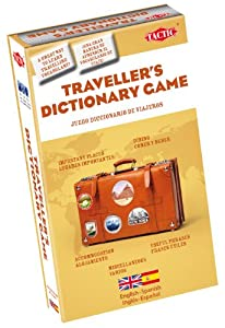 Tactic Travellers Dictionary Game