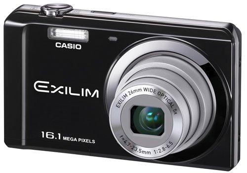CASIO デジタルカメラ EXILIM EX-ZS6 ブラック EX-ZS6BK