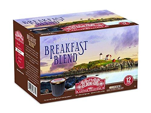 Eldorado Coffee Roasters Breakfast Blend Single Cup Capsules - 12 Capsules