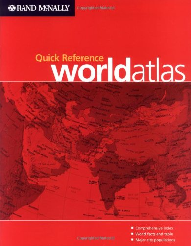 Quick Reference World Atlas (World Atlas / Quick Reference)
