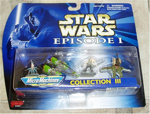 Star Wars Episode I Collection III - 1