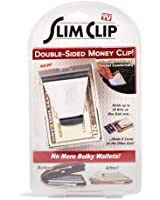 Slim Double-Sided Money Clip