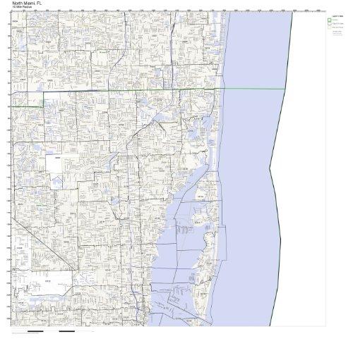 Miami Beach fl Zip Code Map Miami Beach fl Zip Code Map