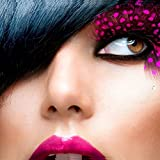 Printhook Beauty Salon Spa Eye Makeup Hair Style- A3 Size Poster Art