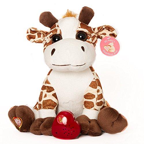 Lil' Giraffe Heartbeat Buddy