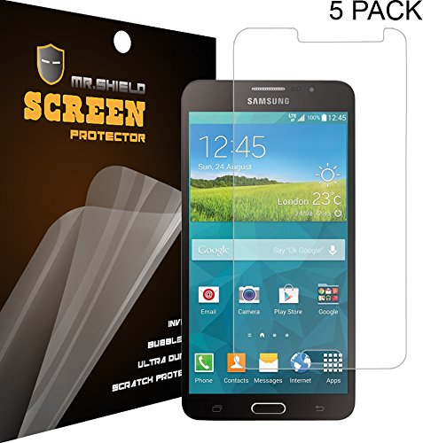 [5-Pack] Mr Shield - For Samsung Galaxy Mega 2 Anti-Glare [Matte] Screen Protector With Lifetime Replacement Warranty