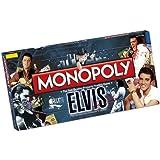 Amazon.com: Elvis Monopoly: Toys & Games