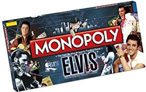 Monopoly Elvis 75th Anniversary