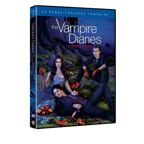 The vampire diaries - L'amore morde Stagione 03 [Import anglais]