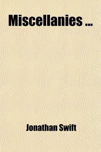 Miscellanies (Volume 2)