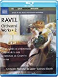 Ravel: Orchestral Works, Vol. 2 - Valses Nobles Et Sentimentales (Blu Ray Audio)