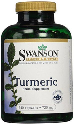 Swanson Premium Turmeric 720 Mg 240 Caps