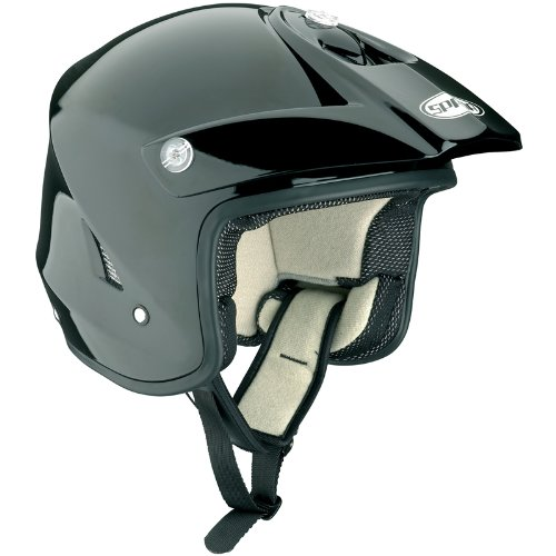 Spada Helmet Edge Trials Black