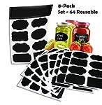 64 Reusable Reusable (8 Sheet Pack) P...