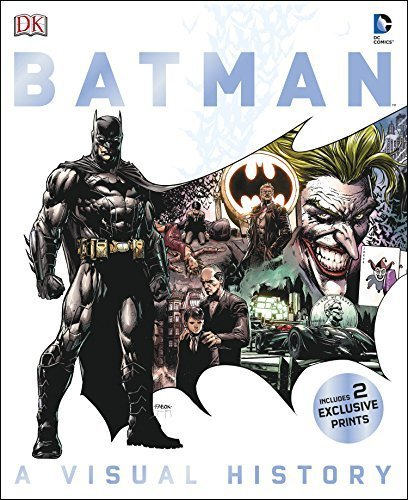 Batman: A Visual History by Manning, Matthew K. (2014) Hardcover